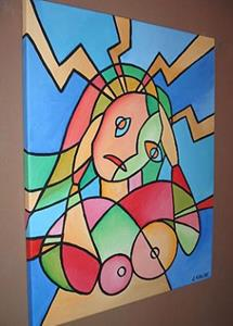 Detail Image for art Stress