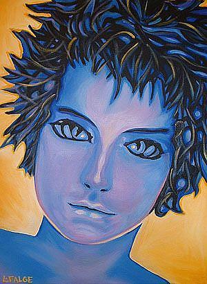 Art: True Colors by Artist Lindi Levison