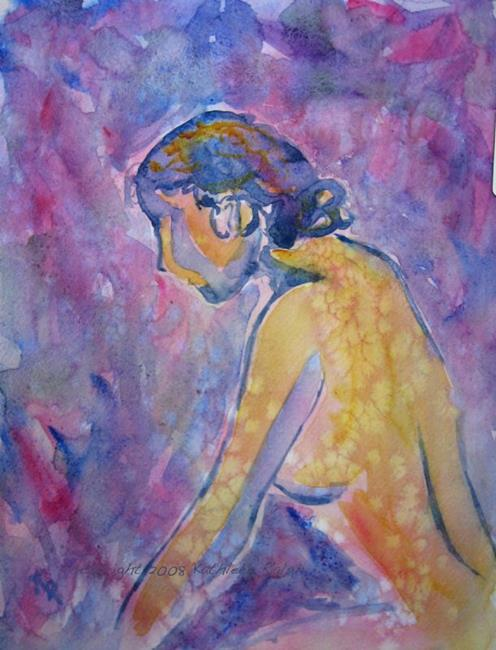 Art: In Thought by Artist Kathleen Ralph