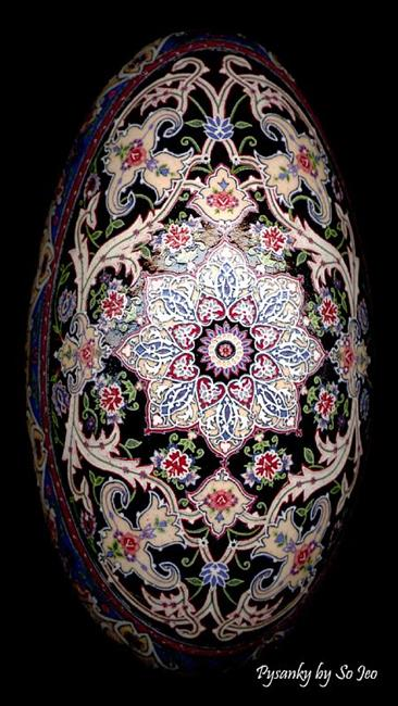 Art: Isfahan by Artist So Jeo LeBlond