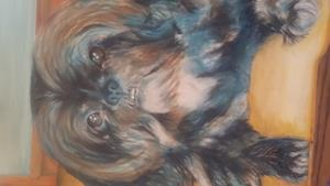 Detail Image for art Pet Painting #1-C