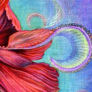 Detail Image for art Paisley Amore'