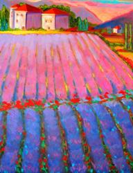 Art: EuroLandscapes: Heaven Is In Tuscany by Artist Susi Franco