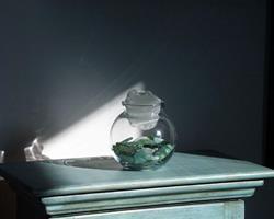 Art: Irish Sea Glass by Artist Jenny Doss