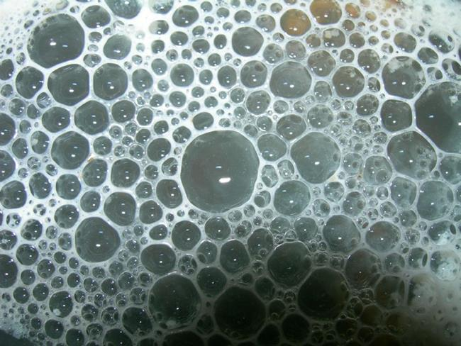 Art: Bubbles SOLD by Artist Terri L West