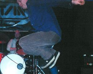 Detail Image for art Guided By Voices - Bob's Famous Jump
