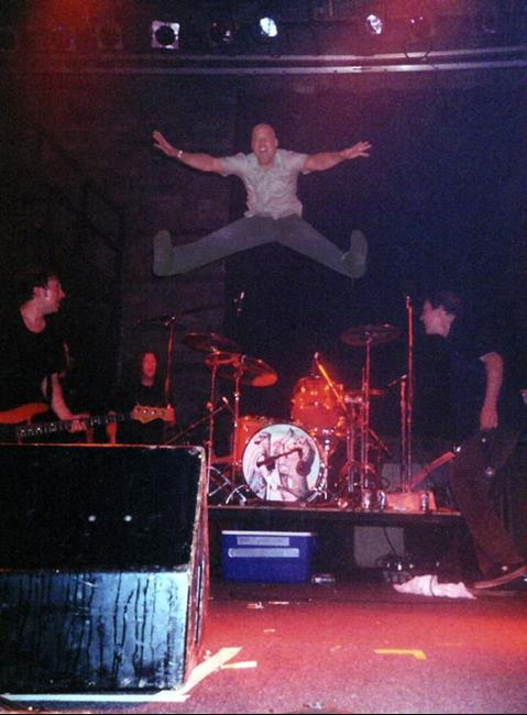 Art: Guided By Voices - Kevin's Jump by Artist Shawn Marie Hardy