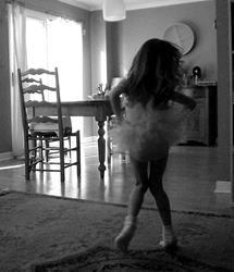 Art: Dance like nobody's watching by Artist Noelle Hunt