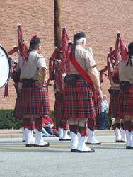 Art: 11 Pipers Piping by Artist Amie R Gillingham