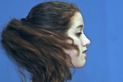 Art: Blue Room by Artist Richard Holland