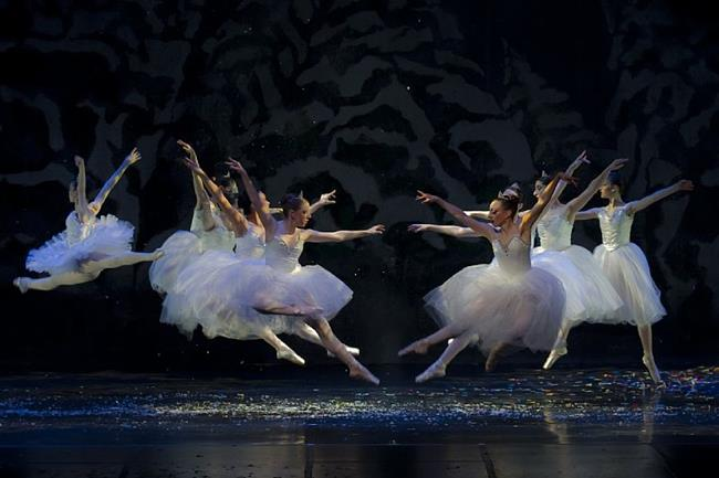 Snow Fairies III by Richard Holland