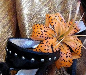 Detail Image for art Black Heels