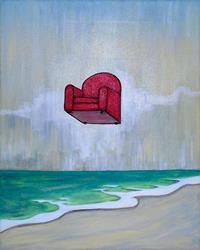 Art: Transcendence by Artist Roy Guzman