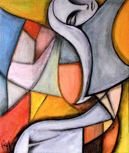 Art: Synthesis by Artist Roy Guzman