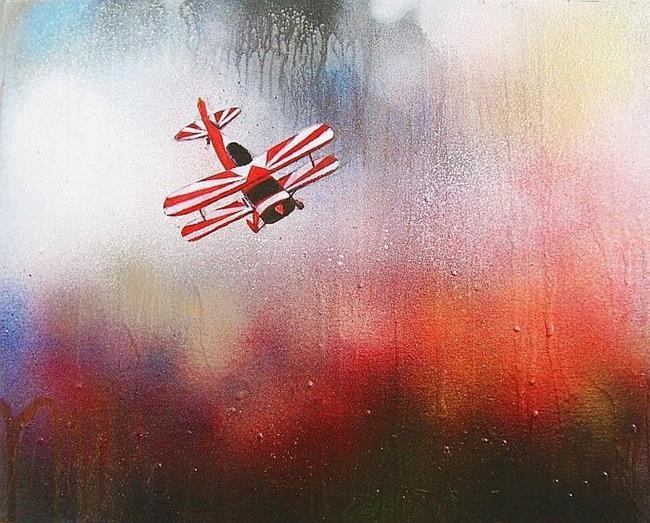 Art: Kashmir by Artist Aja