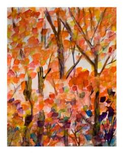 Detail Image for art Fall Colors,SOLD