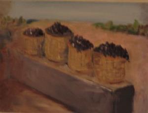 Detail Image for art Rousso's Winer Santorini Greece