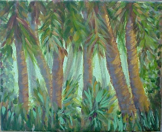 Art: Swampy SOLD by Artist Terri L West