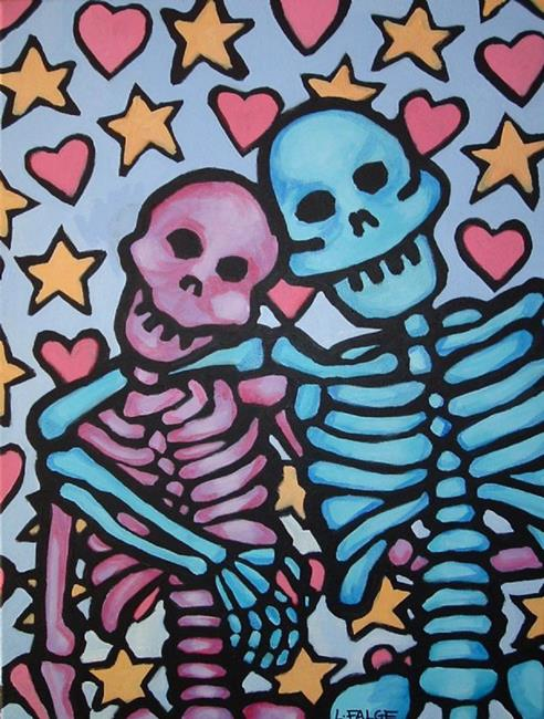 Art: True Love Will Never Die by Artist Lindi Levison