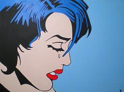 Art: But ... I Loved Him So by Artist Kris Jean