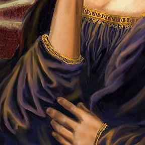 Detail Image for art Leo Stop:I am not the Prettiest girl Ever!