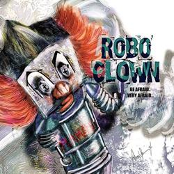 Art: RoBo Clown by Artist Alma Lee