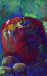 Art: Red Delicious by Artist Kathryn Delany