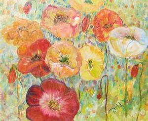 Detail Image for art Poppy Parade