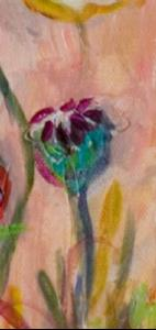 Detail Image for art Tall Poppies 2