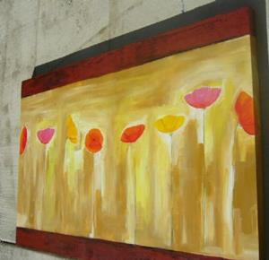 Detail Image for art SILENT POPPIES