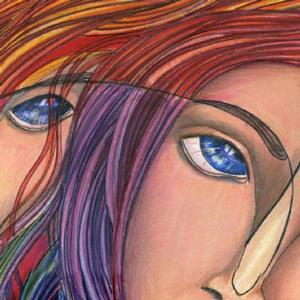 Detail Image for art The Fall of Eve (SOLD)