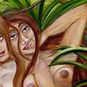 Detail Image for art Sisterhood of the Firstborns