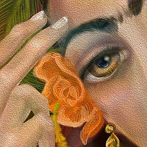 Detail Image for art Frida Kahlo: When I Dream