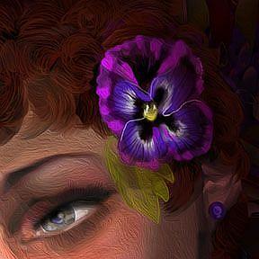 Detail Image for art Promise of Spring