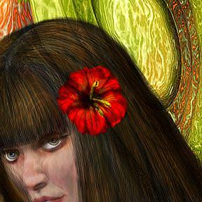 Detail Image for art Tropic Temptress