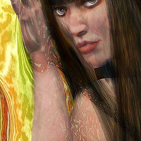 Detail Image for art Tropic Temptress