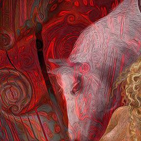 Detail Image for art Lady Godiva: The balance of Power