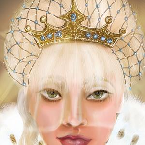 Detail Image for art WHITE QUEEN