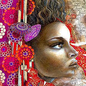 Detail Image for art I'll Fly Away