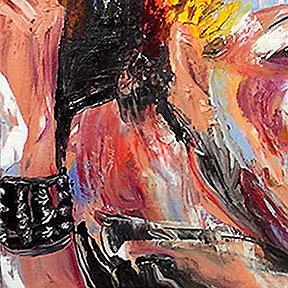 Detail Image for art Anne Lennox