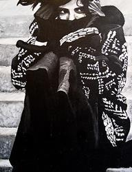 Art: Yoji by Artist Kelli Ann Dubay