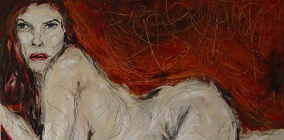 Art: La Bella Dame Sans Merci by Artist Kelli Ann Dubay