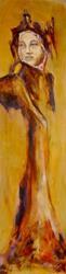 Art: My Aphrodite by Artist Kelli Ann Dubay