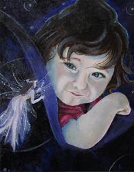 Art: First contact by Artist Saskia Franken-Saers
