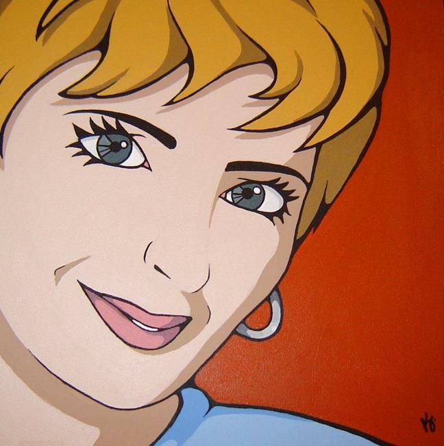 Art: Donna Gill Colestock by Artist Kris Jean