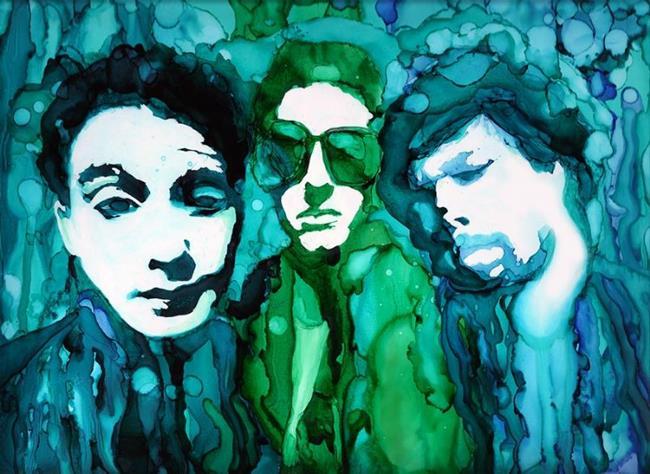 Art: It's the New Style! (Beastie Boys) by Artist Monica Moody