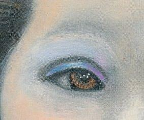 Detail Image for art Little Princess-Sold