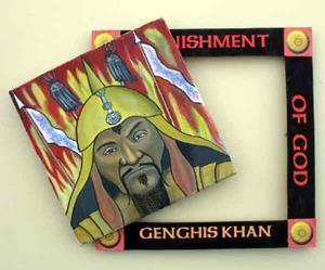 Detail Image for art Genghis Khan
