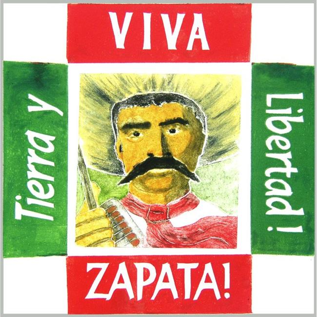 Art: Viva Zapata by Artist Paul Helm