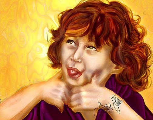 Art: libby flat lr.jpg by Artist Alma Lee